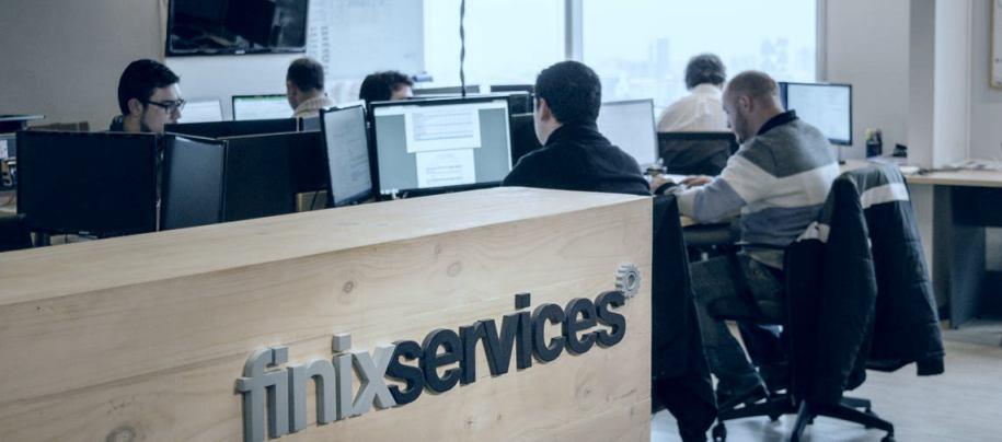 Servicios - Finix Services